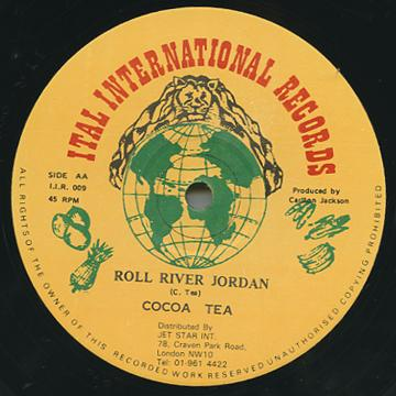 Cocoa Tea - Roll River Jordan; Version (12