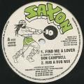 Don Campbell - Find Me A Lover; Rub A Dub Mix