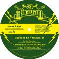 Macka B - Raspect EP (Coloured Vinyl)