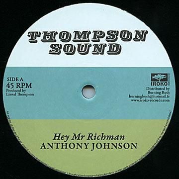 Hey Mr Richman (Extended Mix) / Don't You Try (Extended Mix)