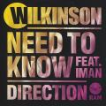 Wilkinson, Iman - Need To Know (Picture Sleeve)