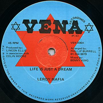 Leroy Mafia - Life Is Just A Dream (12