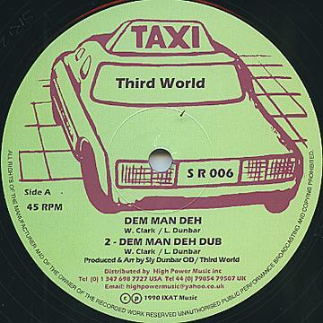Dem Man Deh; Dub / Harder; Dub
