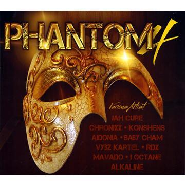 Phantom Volume 4 (2CD)