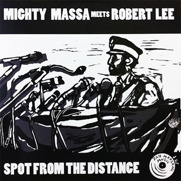 Spot From The Distance; Distance Dub (Picture Sleeve) / Spot From The Dub