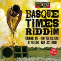 Various - Basque Times Riddim Volume 2 (4 Track) (Picture Sleeve)