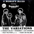 Variations - A Woman's Blues (With Download Code)