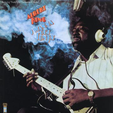Albert King - I Wanna Get Funky (LP)