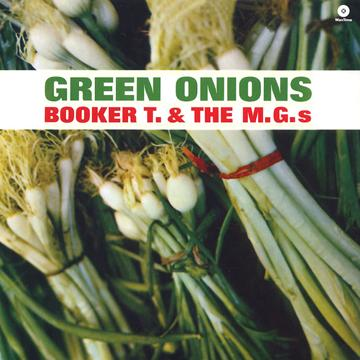 Booker T, MG's - Green Onions (180g) (LP)