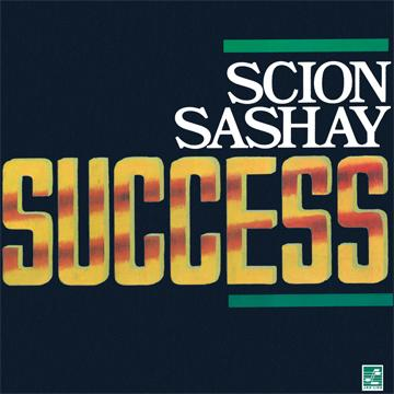 Scion Sashay Success (Coloured Vinyl) (180G)