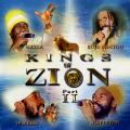 Sizzla, Buju Banton, Junior Kelly, Capleton - Kings Of Zion Volume 2 (2 Lp) (jacket Damage)