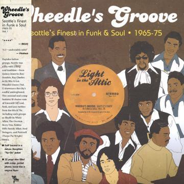 Wheedle's Groove Volume 1: Seattle's Finest In Funk & Soul 1965-75 (2LP) (180G Vinyl)