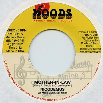 Mother In Low / It Coming
