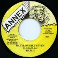 Sizzla - Babylon Kill Seven (Annex)