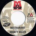 Bounty Killer - Restaurant (Mo Music)