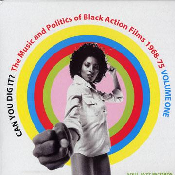 Various - Can You Dig It? The Music And Politics Of Black Action Films 1968-1975 Volume 1 (2LP) (LP)