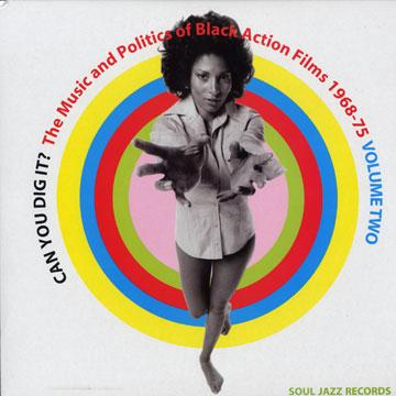 Various - Can You Dig It? The Music And Politics Of Black Action Films 1968-1975 Volume 2 (2LP) (LP)