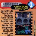 Various - Conscious Ragga Volume 1 (Greensleeves UK)