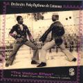 Orchestre Poly-Rythmo de Cotonou - Volume 1: The Vodoun Effect (2LP)
