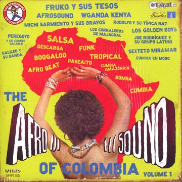 Afrosound Of Colombia Volume 1 (3LP)