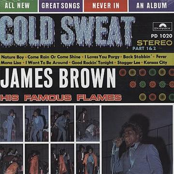 James Brown - Cold Sweat (LP)