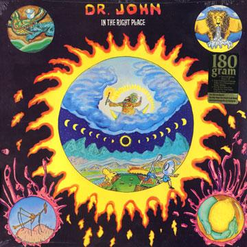 Dr. John - In The Right Place (Coloured Vinyl) (LP)