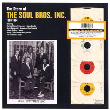 Story Of The Soul Brothers Inc.