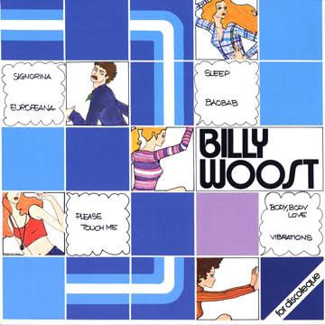 Billy Woost - Billy Woost (LP)