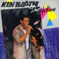 Ken Boothe - Don't You Know (Jacket Damage)