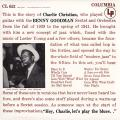 Charlie Christian - With The Benny Goodman Sextet And Orchestra