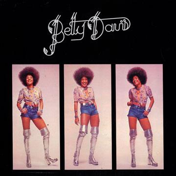 Betty Davis - Betty Davis (LP)