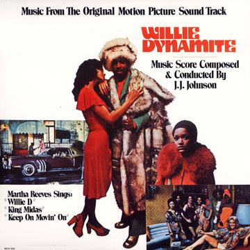 Willie Dynamite (180g)