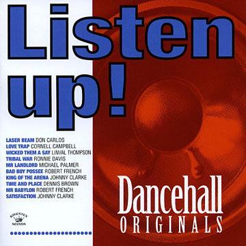 Listen Up: Dancehall Originals