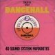 Various - Trojan Presents Dancehall: 40 Sound System Favourites (2CD)