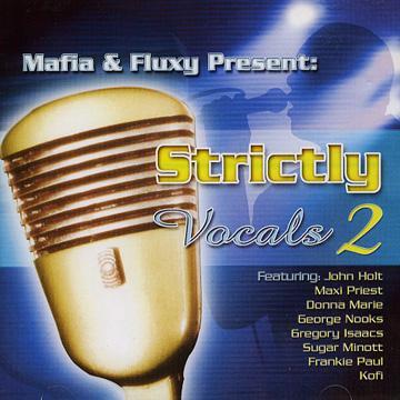 Strictly Vocals Volume 2