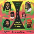 Dennis Brown, Kiddus I, Etc - Kool Rock Presents Great Jamaican Reggae: Crossfire