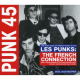 Various - Punk 45 Les Punks: First Wave Of French Punk 1977-80