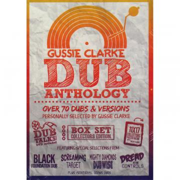 Gussie Clarke Dub Anthology Collectors Edition (3CD+DVD)