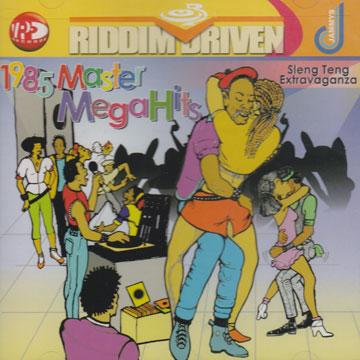 Riddim Driven: Sleng Teng Extravaganza 1985 Master Megahits