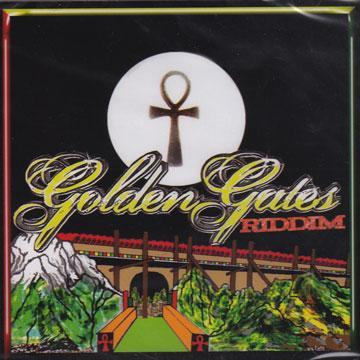 Various - Golden Gates Riddim (CD)