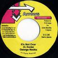 George Nooks - It's Not Over (Arrows)