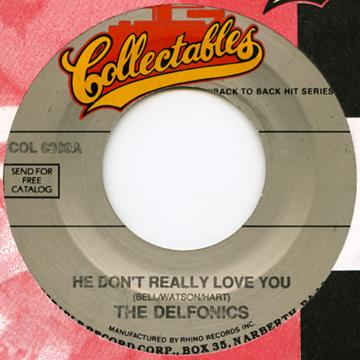 Delfonics - He Don't Really Love You (7