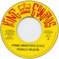 Ronald Wilson - Prime Minister's State
