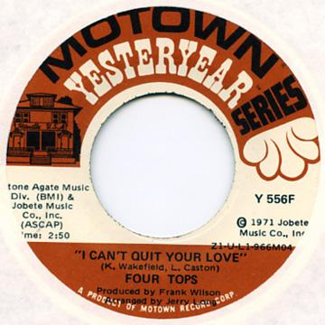 Four Tops - I Can't Quit Your Love (7