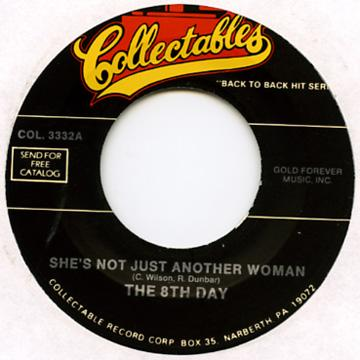 She's Not Just Another Woman / Why Can't We Be Lovers
