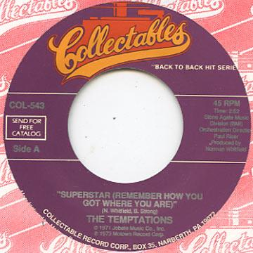 Temptations - Superstar (Remember How You Got Where You Are) (7