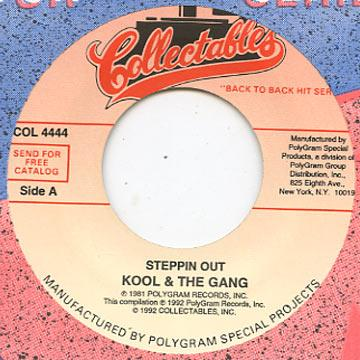 Kool & The Gang - Steppin Out (7