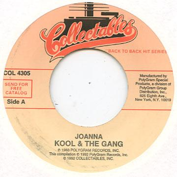 Kool & The Gang - Joanna (7