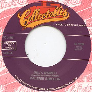 Valerie Simpson - Silly, Wasn't I (7