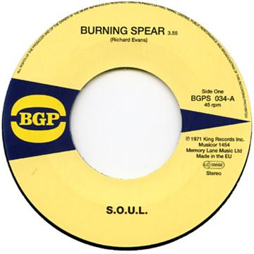 S.O.U.L. - Burning Spear (7